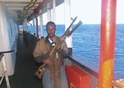 Pirates take Greek ship toward Somali coast