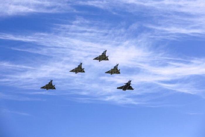 Rafale jets Greece