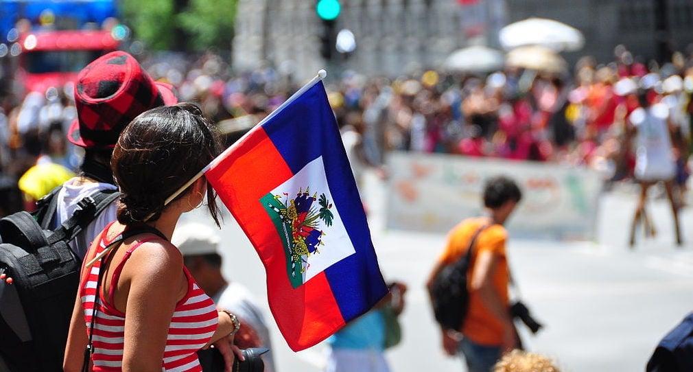 Haiti greece independence