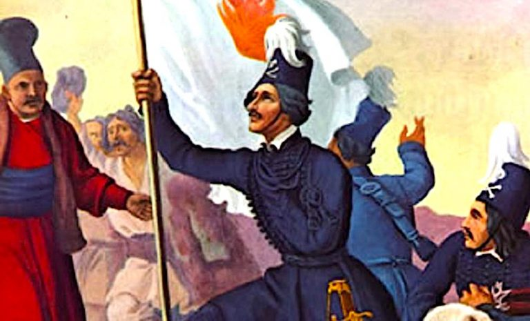 Alexandros Ypsilantis: The Greek Hero Who Sparked the War of Independence