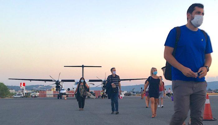greece travel tourists