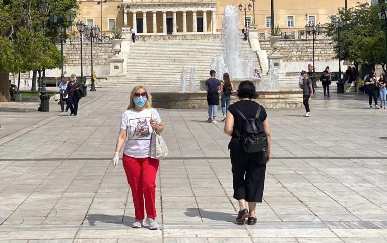 New Coronavirus Figures Continue to Dwindle in Greece
