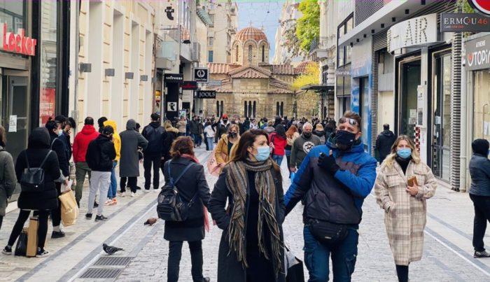 covid-19 astrazeneca vaccine shops thessaloniki achaia