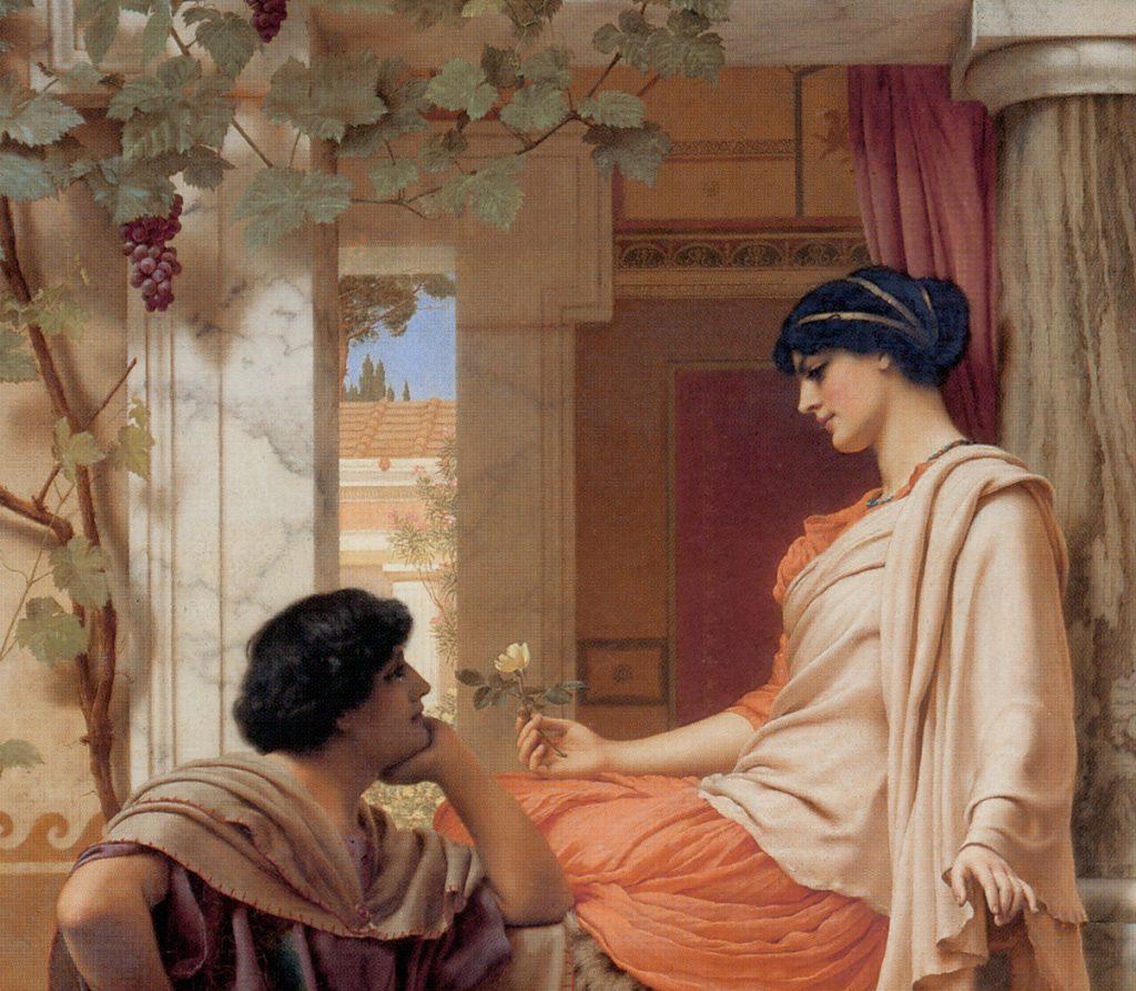 love ancient greece