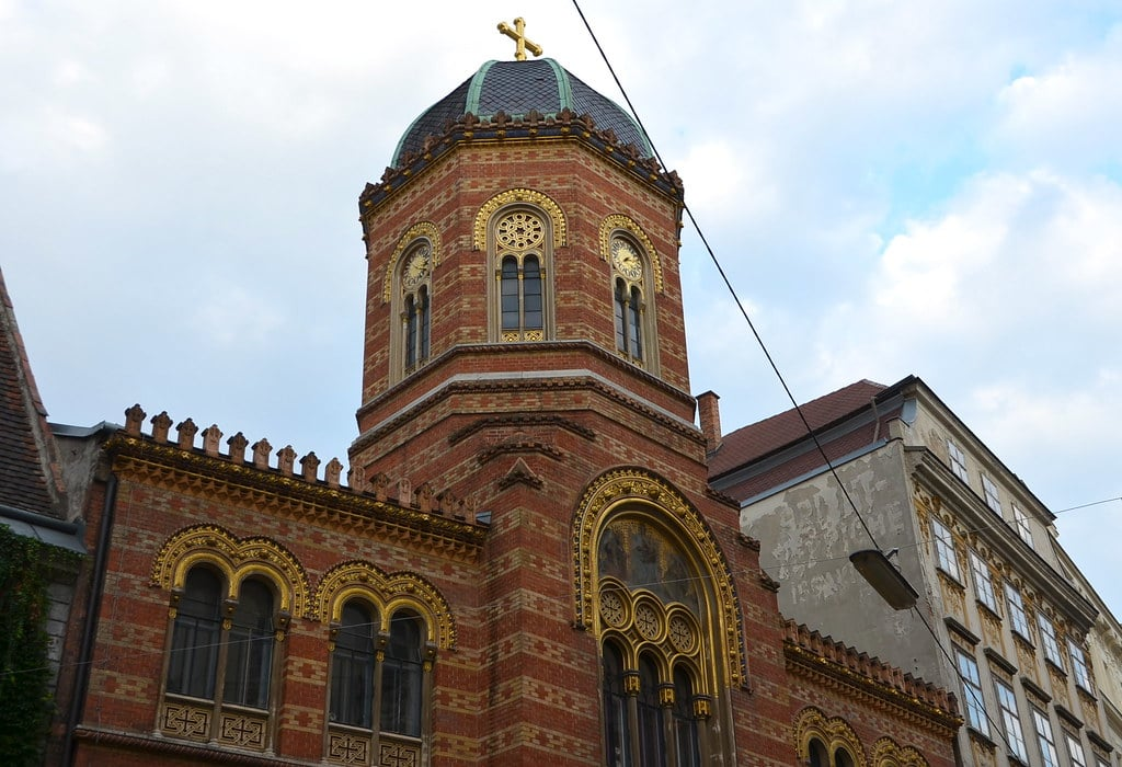 "Holy Trinity Greek Orthodox Church, Vienna's ""Little Greece"""