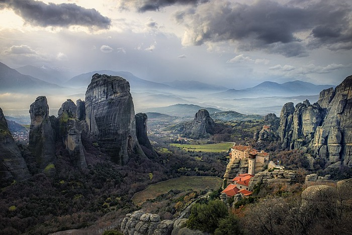 Mysterious Greece