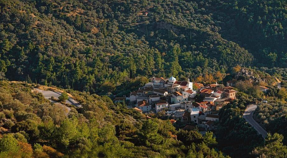 Greek Village Boasts True Descendants of Sparta