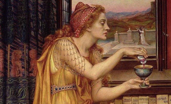 ancient greek love spells