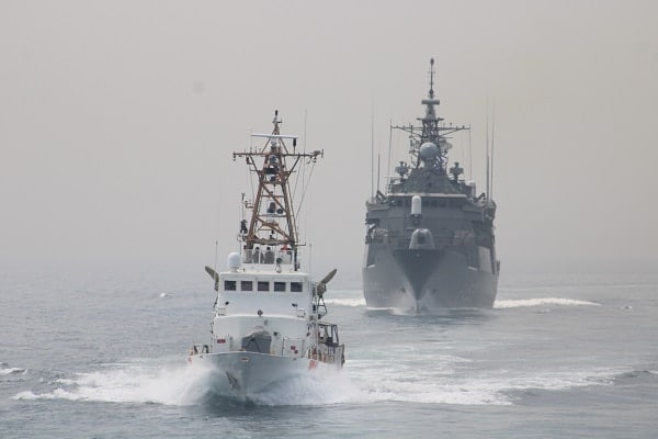 Joint Greece USA Naval Exercises
