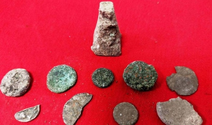 Man Arrested for Illegal Excavation in Amphipolis