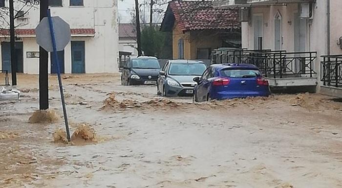 Evros floods