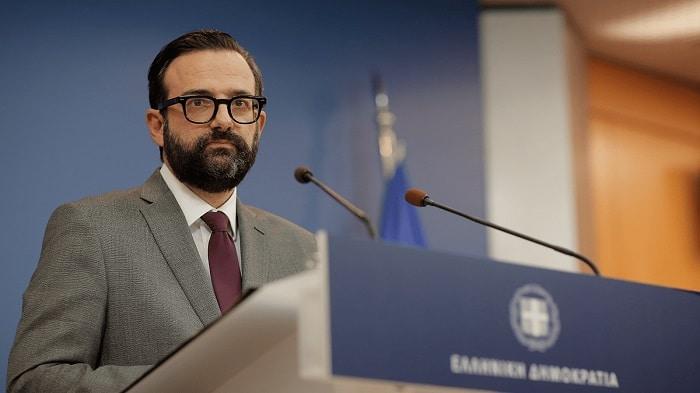 Greek Government Spokesman Christos Tarantilis resigns