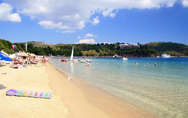 family vacations Greece