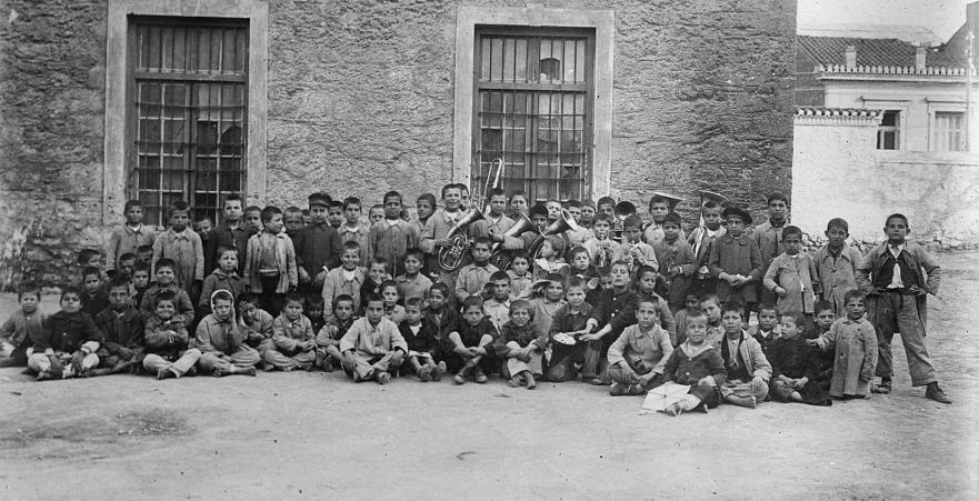 Orphans Greek genocide