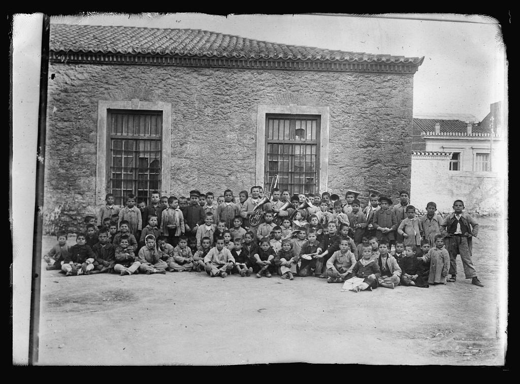 Greek orphans