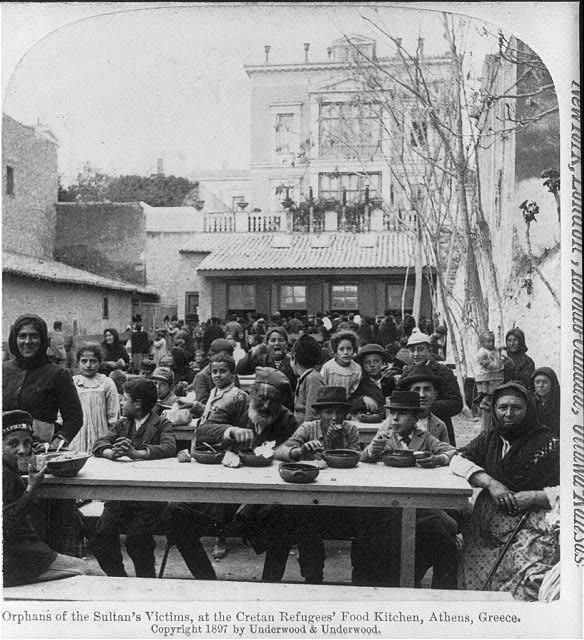 Greece orphan's