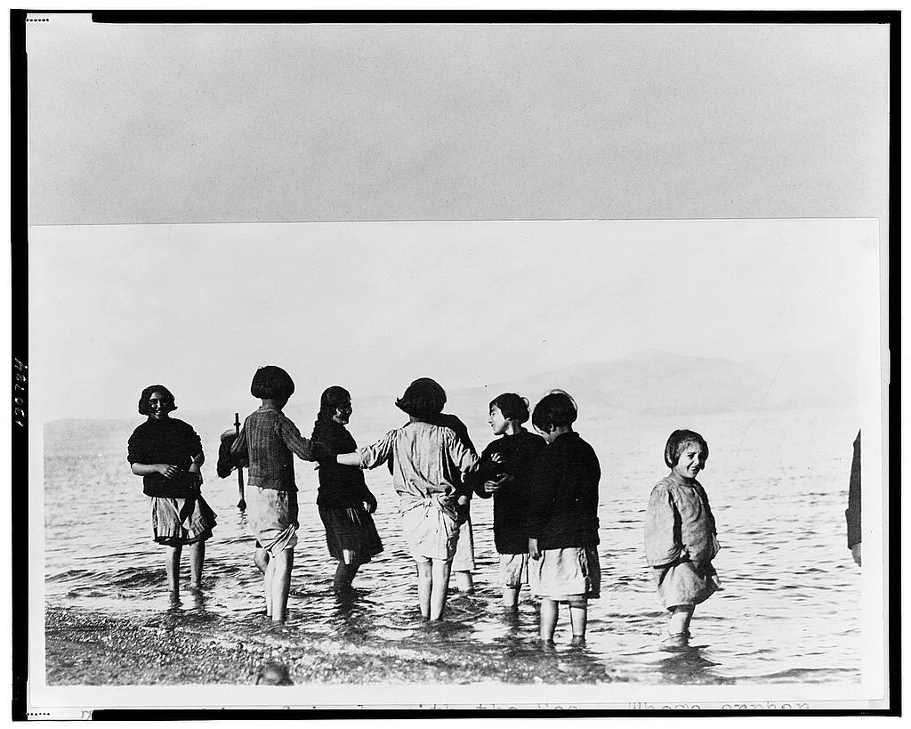 Greece's orphans