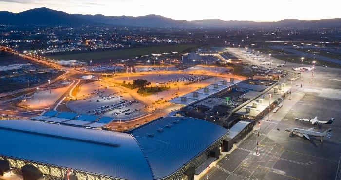 Greek airports modernized