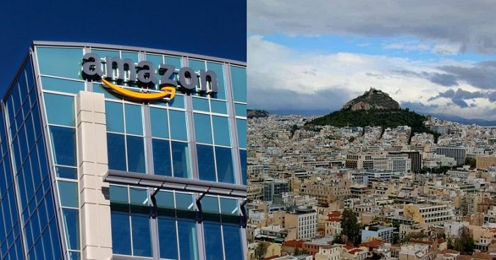 Amazon establishes office in Athens