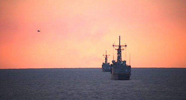 Turkey Announces Massive Military Exercise in the Aegean