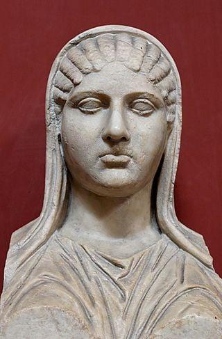 Aspasia was an ancient Greek woman