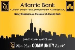 Atlantic Bank supports the Greek American community