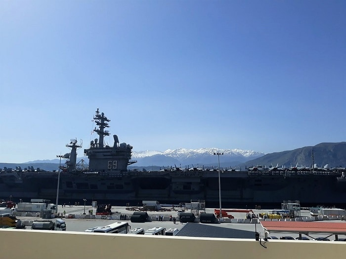 Eisenhower carrier