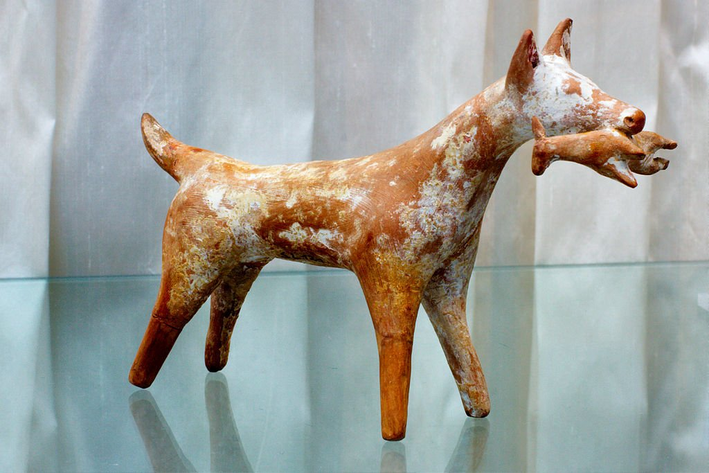 ancient greeks dogs
