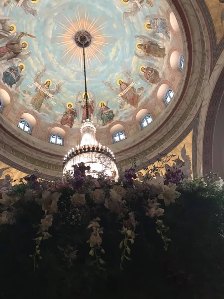 Holy Trinity will celebrate the Greek bicentennial on Thursday