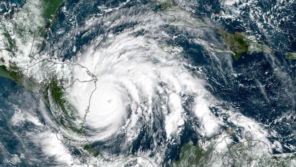 Greek hurricanes