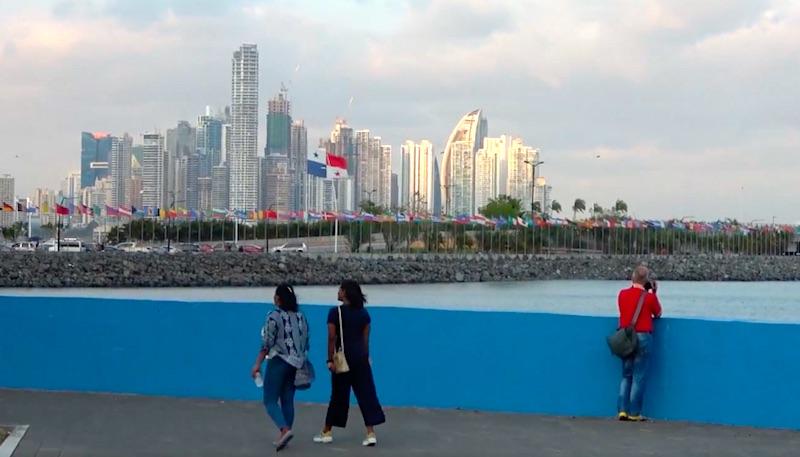 Greeks in Panama City, Panama