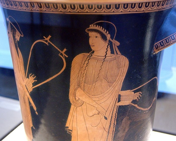 Ancient Greek Women art