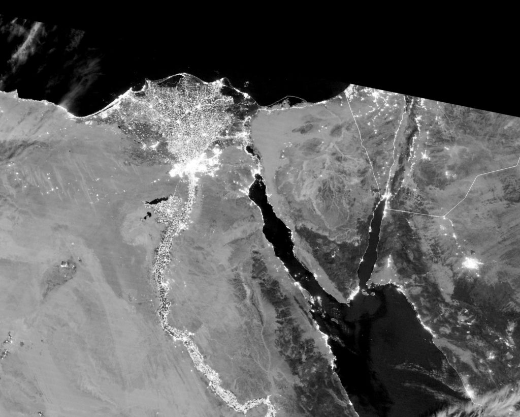 Suez Canal and Alexandria