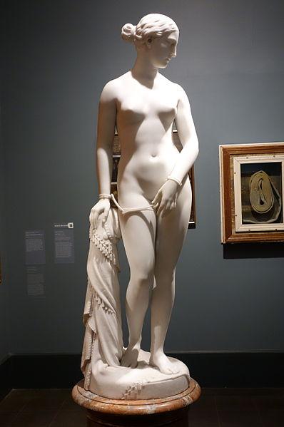 The Greek slave