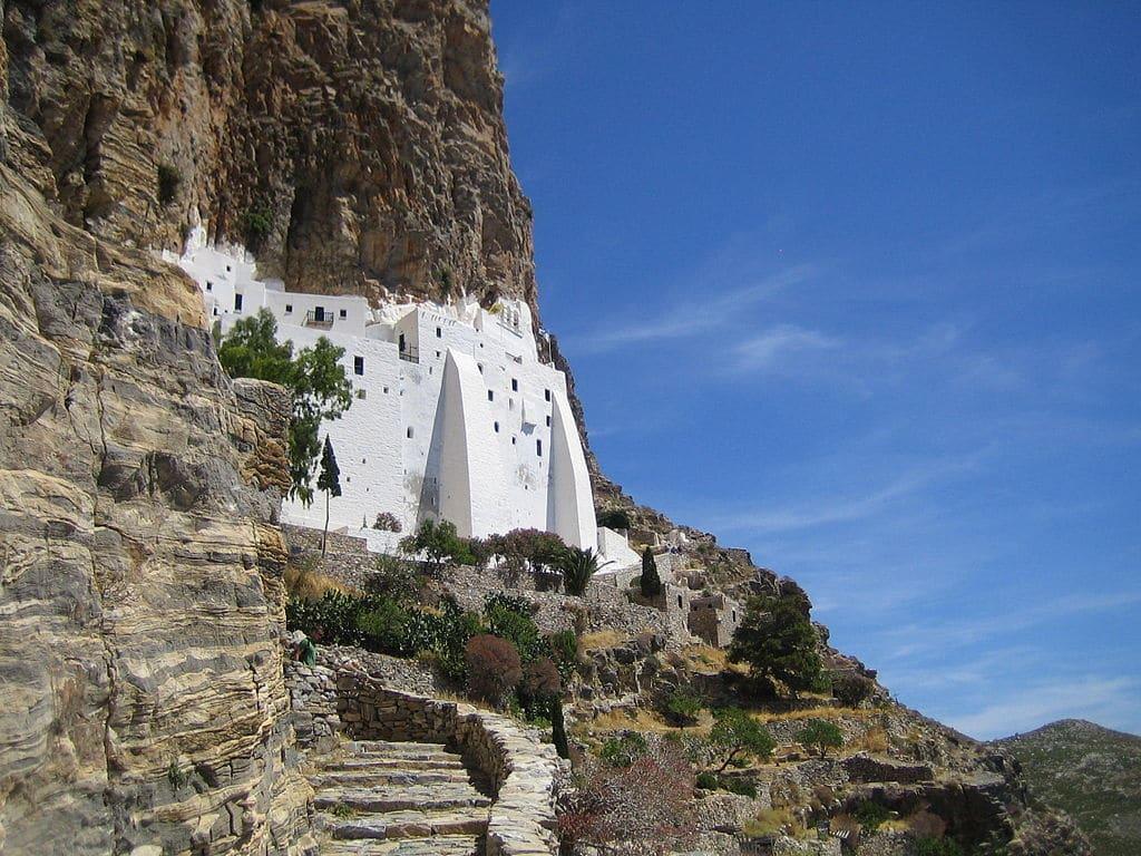 Amorgos 25th island of greece