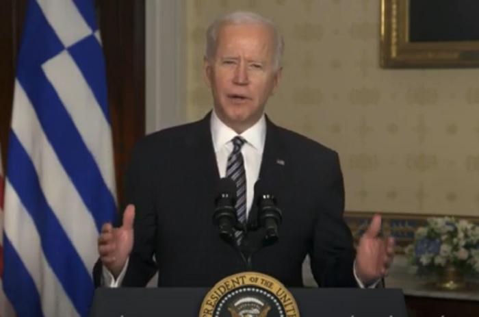 Biden on Greek Independence Day