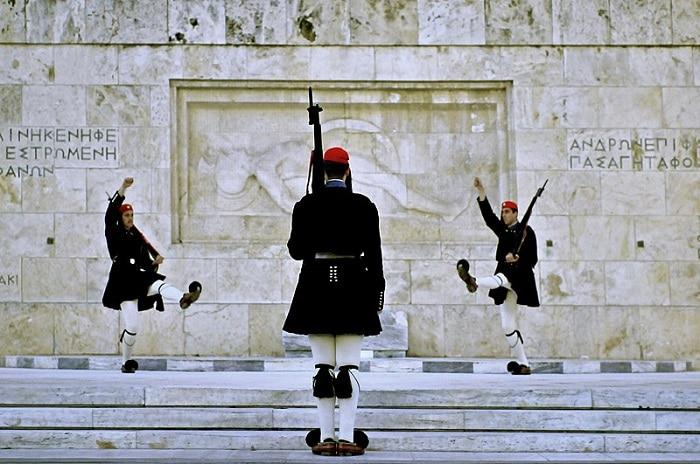 The Greek economy in better shape