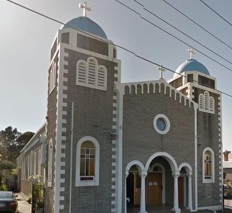 Saints Constantine and Helen Greek Orthodox church