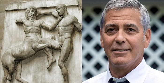 George Clooney calls for the return of Parthenon Marbles