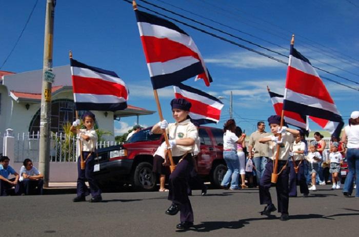 Celebración de la Bienal en Costa Rica
