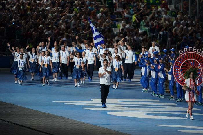 Olympics Greece