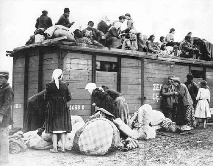 Remembrance day for Greek genocide