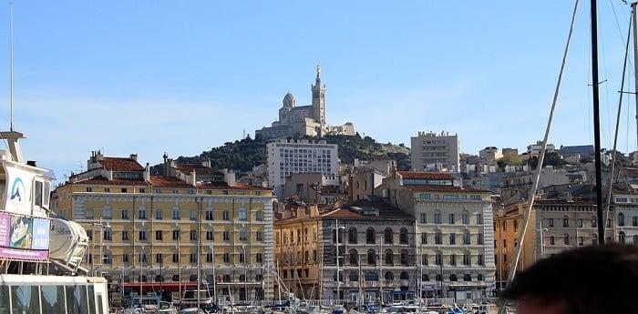 Marseille Greek origins