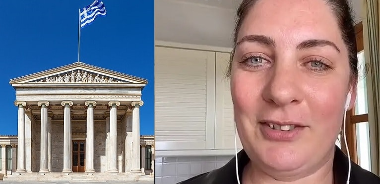 Year older in Greece
