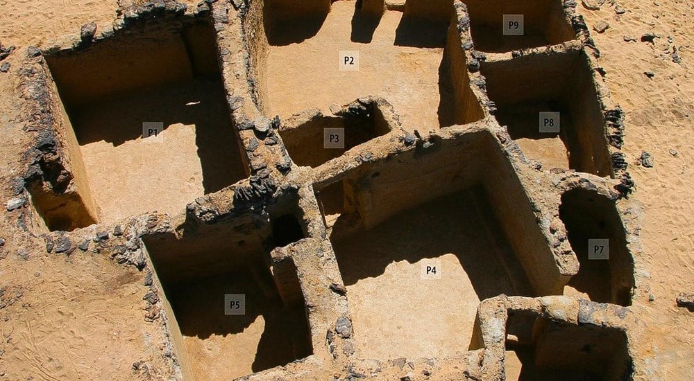 Αρχαίο Μοναστήρι Αίγυπτος