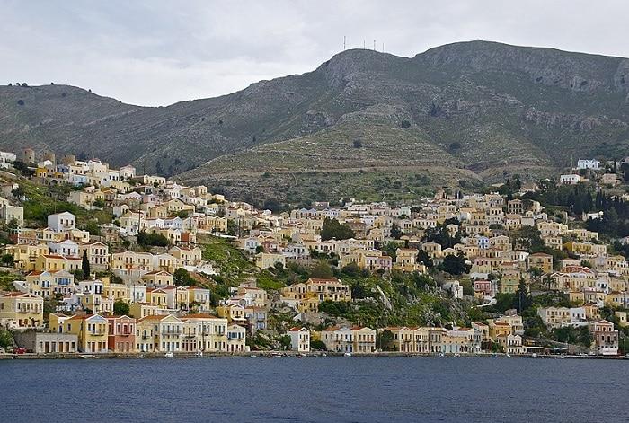 Covid-free Greek islands