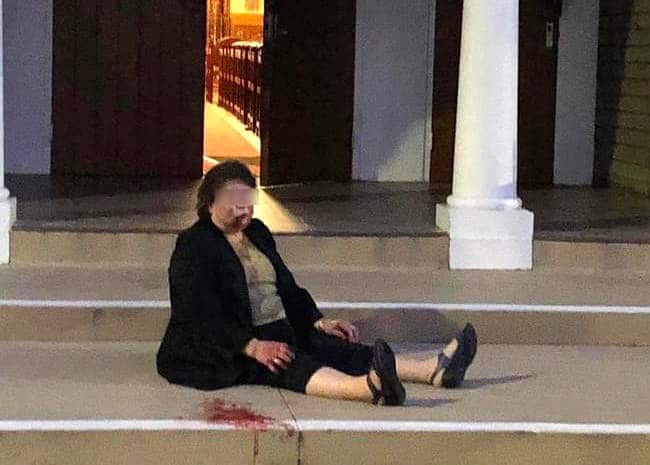 Greek woman bashed in Melbourne