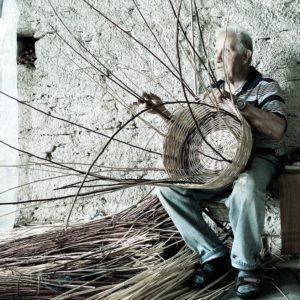 Basket Weaving Greece