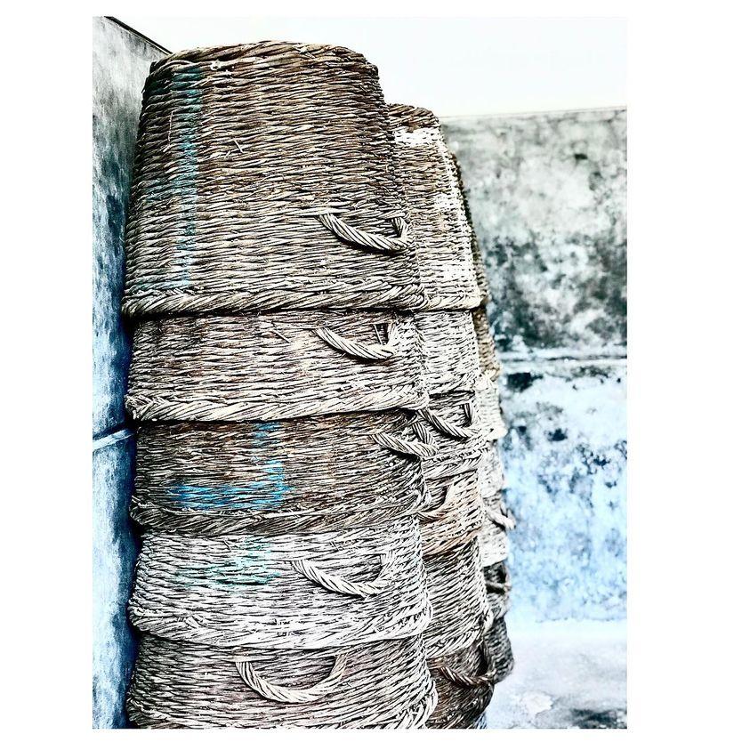 Basket Weaving in Greece