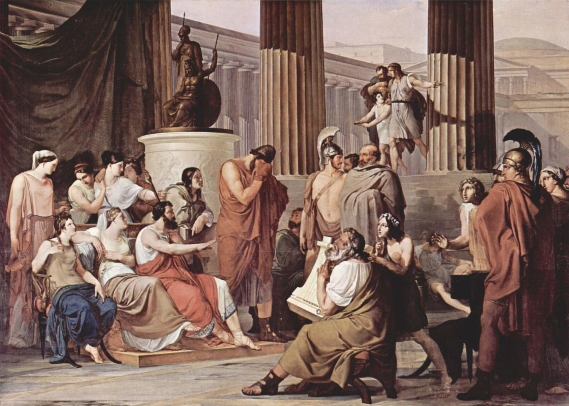 Odyssey: Homer's Epic Poem Is Officially the World's Most Influential Story